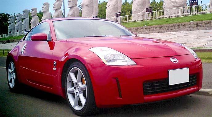 Z33フェアレディZ(2002~2008年)