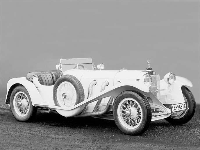 1928年式メルセデス・ベンツSSK