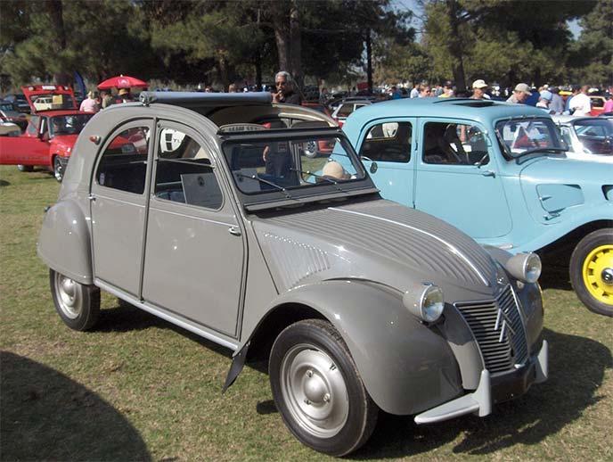 シトロエン2CV 1955年式