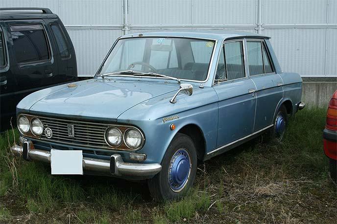 日産ブルーバードP410