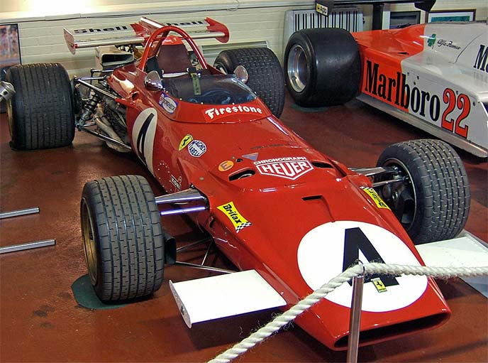 フェラーリ 312B