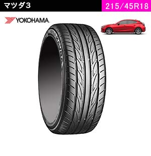 YOKOHAMA ADVAN FLEVA V701  215/45R18 93W XL