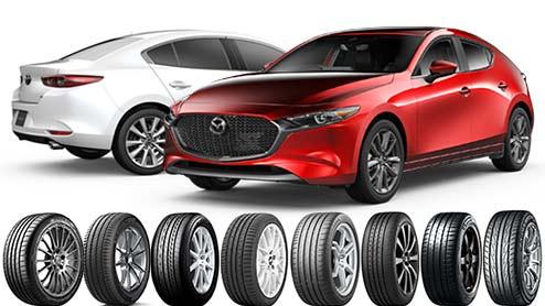 新型MAZDA3のタイヤ~純正サイズの低燃費タイヤ・スポーツタイヤおすすめ8選