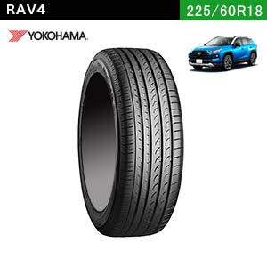 YOKOHAMA BluEarth RV-02 225/60R18 100V