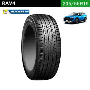 MICHELIN LATITUDE SPORT 3 235/55R19 105V XL