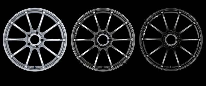 ヨコハマホイール アドバンレーシング RS2