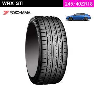 YOKOHAMA ADVAN Sport V105S 245/40ZR18 97Y XL