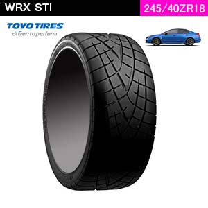 TOYO TIRES PROXES R1R 245/40ZR18 93W