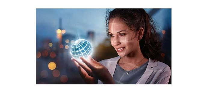 BMW新型Z4コネクティビティテクノロジーの作動イメージ