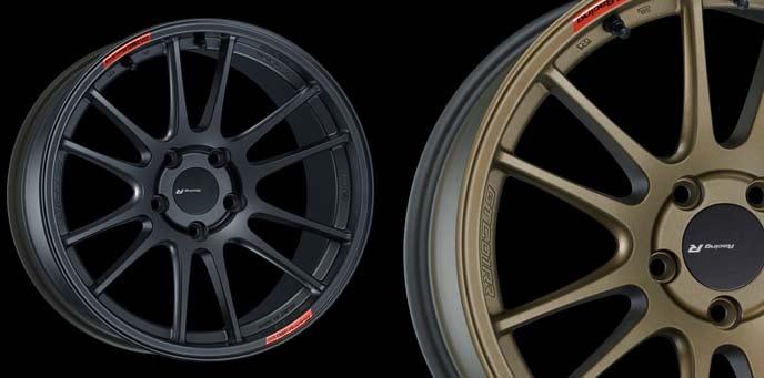 RX-8におすすめのエンケイ Racing Revolution GTC01RRのホイール