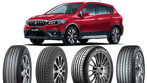 SX4 S-CROSSのタイヤ~純正サイズのSUV/低燃費/コンフォートタイヤおすすめ8選