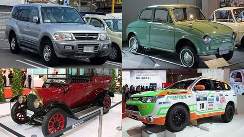 三菱の歴代車種90!ラリーやオフロードで活躍した名車を画像つき解説
