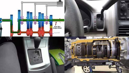 トランスミッションは変速機のことで車にとって重要なパーツ!MT・ステップAT・CVTの違い