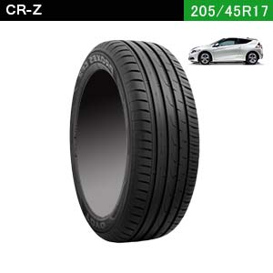 TOYO TIRES PROXES CF2 205/45R17 88V XL