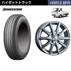 BRIDGESTONE K305+WEDS JOKER STIR
