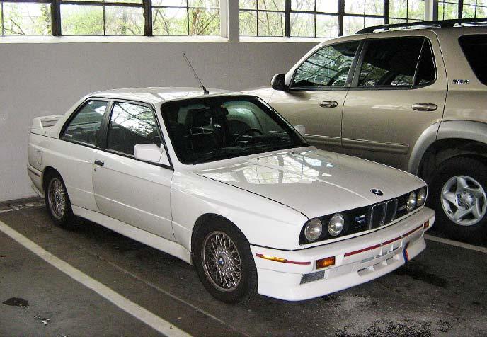 BMW M3 E30型