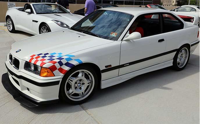 BMW M3 ライトウェイト