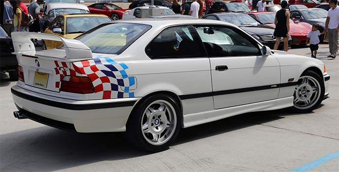 BMW M3 Lightweight E36