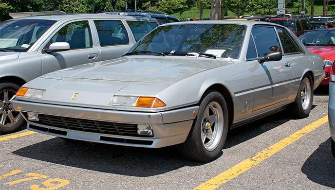 シリーズII  400 GT i