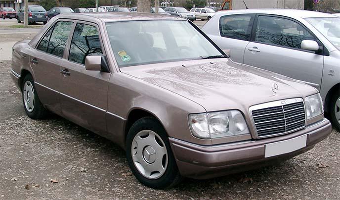 メルセデス・ベンツ・Eクラス W124後期型