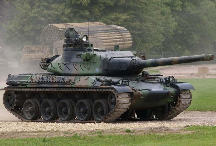 AMX-30 ナポレオン