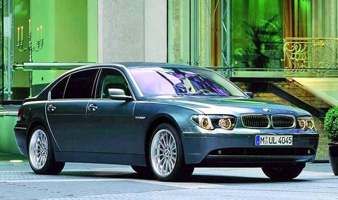 E66系BMW760Li