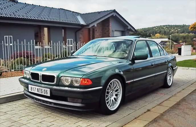 BMW735i E38