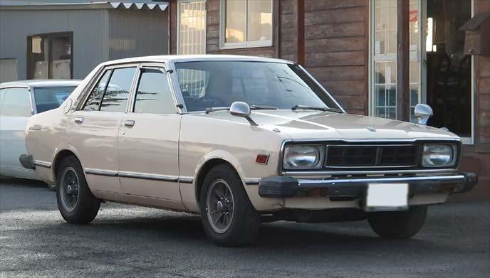 初代スタンザA10型