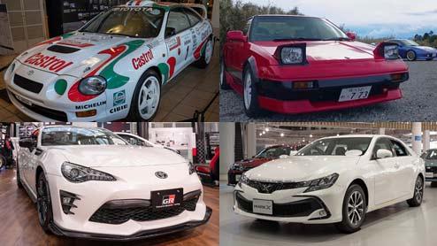 トヨタのスポーツカー歴代20車種!スープラ復活以降の展望は?