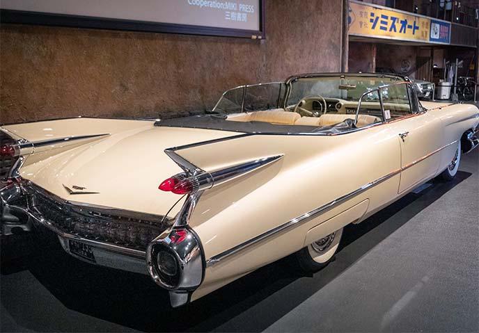キャデラック シリーズ62 1959年式
