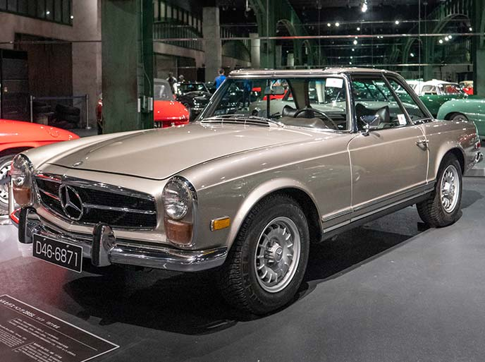 メルセデスベンツ 280SL 1971年式