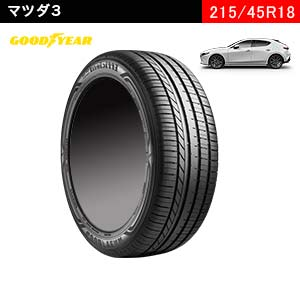 GOODYEAR EfficientGrip  Comfort 215/45R18 93W XL