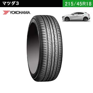 YOKOHAMA BluEarth-A 215/45R18  93W XL