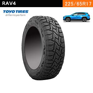 TOYO TIRES OPEN COUNTRY R/T 225/65R17 102Q