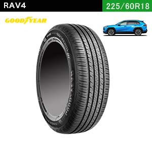 GOODYEAR EfficientGrip Performance SUV 225/60R18  100H