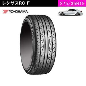 YOKOHAMA ADVAN FLEVA V701 255/35R19 96W XL(フロント)