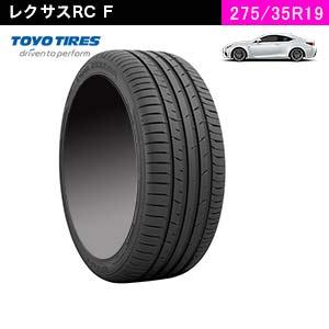 TOYO TIRES PROXES Sport 275/35ZR19 (100Y) XL(リヤ)