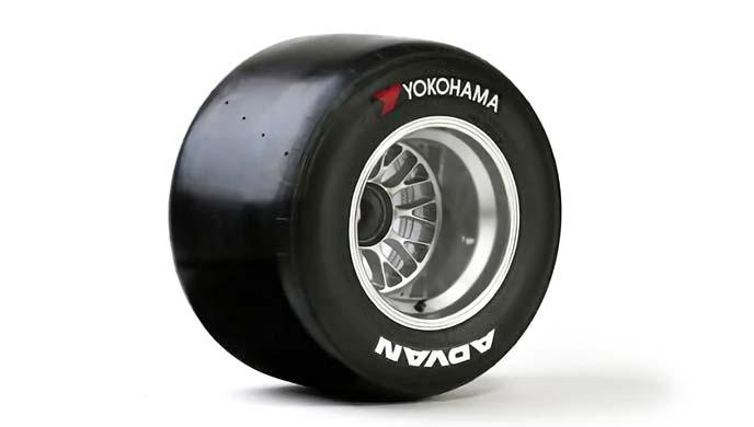 アドバンA005は勝つために産み出された高いポテンシャルで世界のレースシーンで活躍するレーシングタイヤ