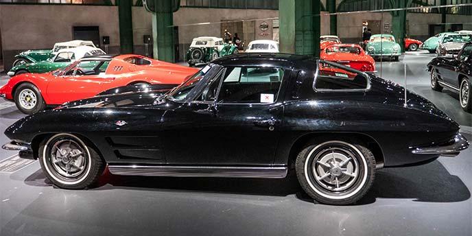 シボレー コルベット スティングレー 1963年式