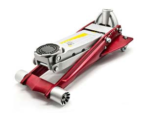 おすすめのカージャッキMitsukin  ダブル油圧ポンプ方式フロアジャッキ TL820010L