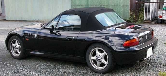 BMW Z3 1996~1998年前期型