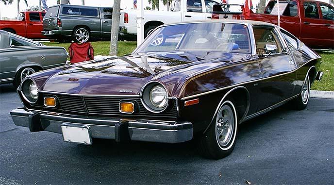 AMCマタドール 1976年式
