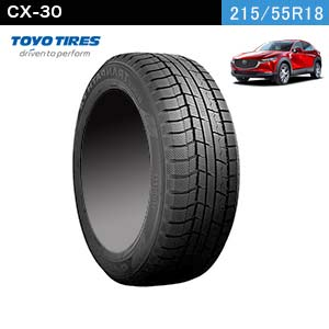 TOYO TIRES Winter TRANPATH TX 215/55R18 95Q