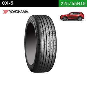 YOKOHAMA BluEarth RV-02  225/55R19 99V