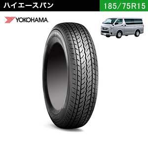 YOKOHAMA JOB RY52 185/75R15  106/104L