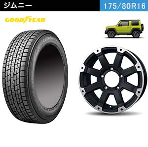 GOODYEAR ICE NAVI SUV + ROCK  KELLY MX-I