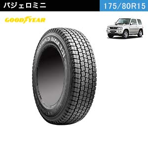 GOOD YEAR ICE NAVI CARGO 175/80R15 101/99L