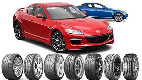 RX-8のタイヤ~ストリートやサーキット走行におすすめのスポーツタイヤ12選