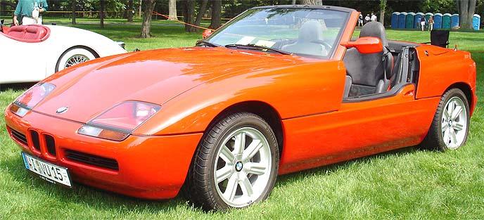 BMW・Z1