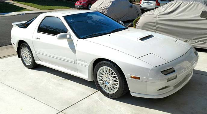 RX-7FC3S 1989年後期型